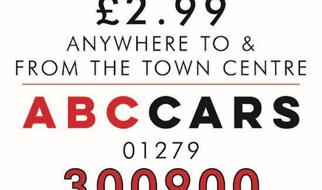 ABC Cars bring Midweek Madness to Harlow
