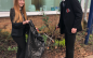 Burnt Mill Academy students are cleaning up the town