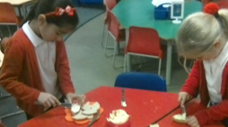 Harlow schoolchildren get free breakfasts