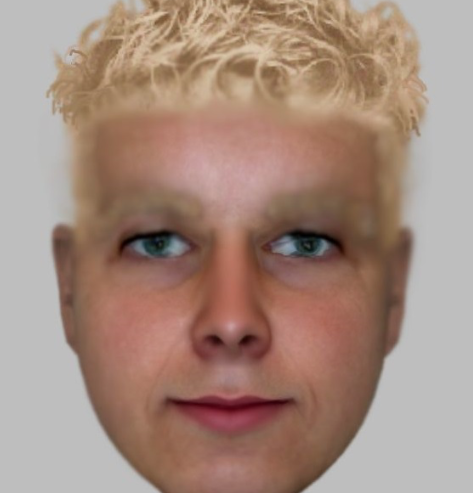 """Police officers issue e-fit of """"bogus policeman"""" wanted in Waterhouse Moor robbery"""