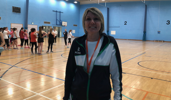 Tegate Netball Club: Interview with much respected coach Carol Bull