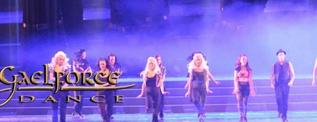 Irish Dance Show Gaelforce at Harlow Playhouse