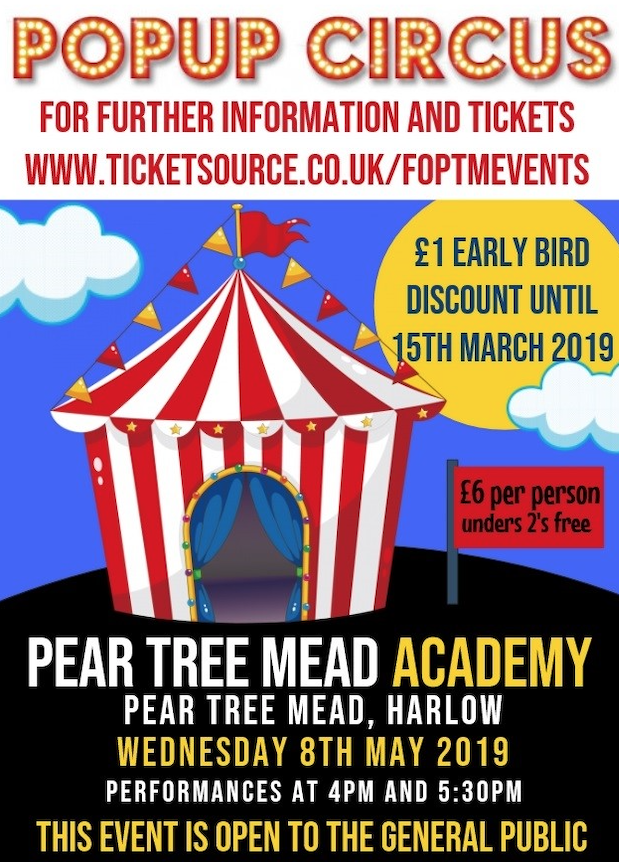 Pear Tree Mead to host a Pop-Up Circus