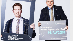 Harlow MP Robert Halfon champions National Apprenticeship Week