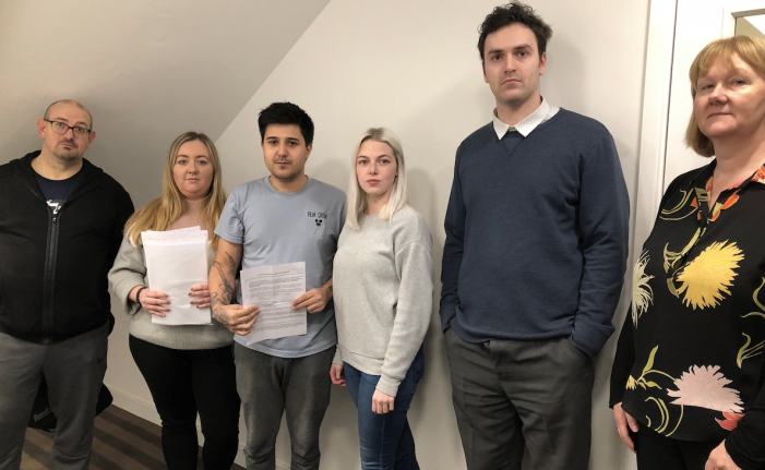 New Hall residents fear for their futures over service charge increases