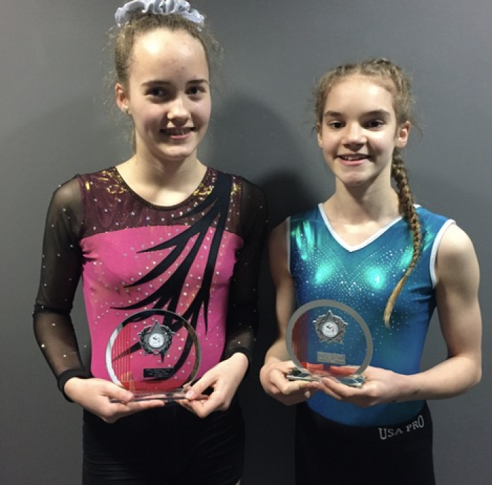 Trampolining: Two Harlow girls excel at National Champs