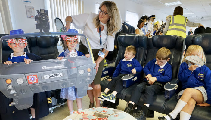 Stansted Airport launches competition for World Book Day
