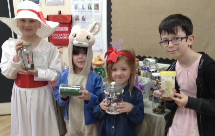 Freshwaters Academy celebrates World Book Day