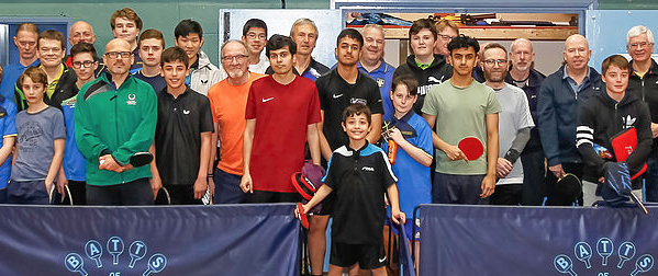Table Tennis: New Open League at BATTS