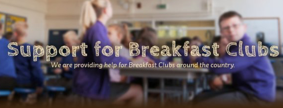 Kellogg's is doubling the number of grants it offers to school breakfast clubs