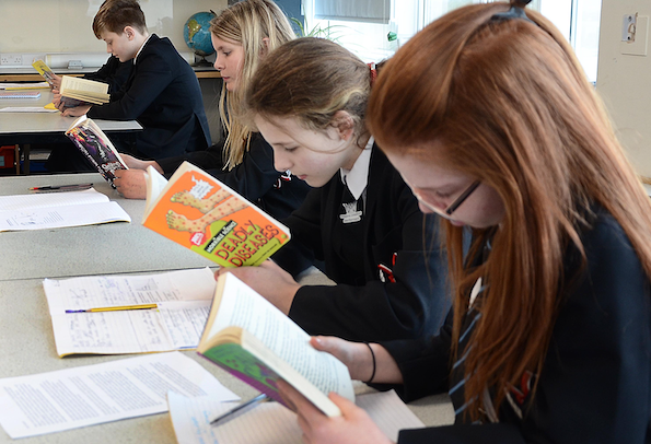 World Book Day gives Burnt Mill chance to showcase curriculum