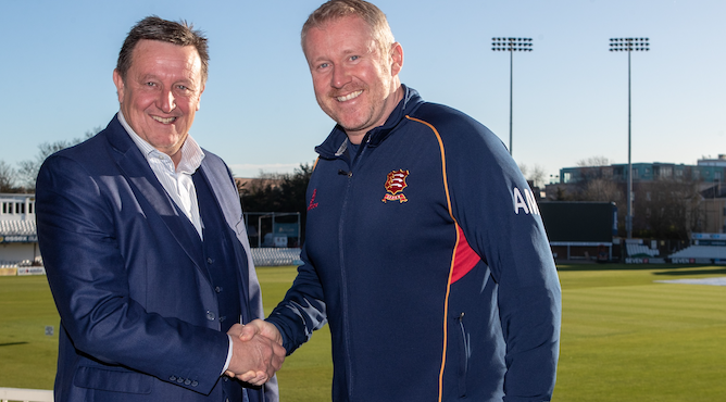 Cloudfm extends its partnership with Essex County Cricket Club