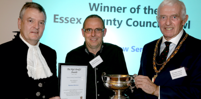 High Sheriff of Essex recognises Harlow charity