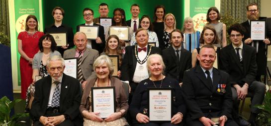 Epping celebrates its unsung heroes