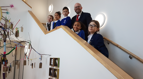 Longwood Primary Academy shortlisted for top award