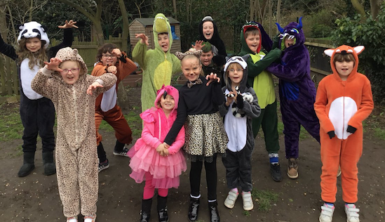 World Book Day is about far more than dressing up at Roydon Primary Academy.