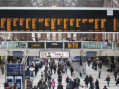 Harlow commuters set to be illuminated at Liverpool Street station