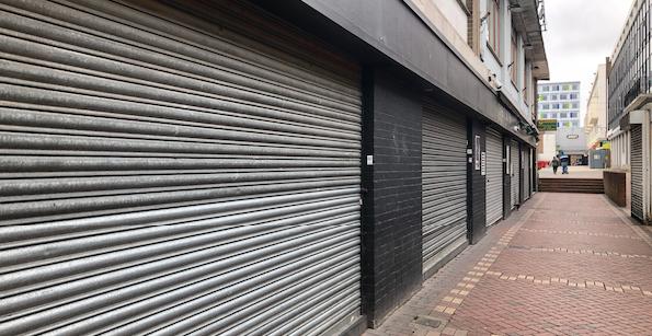 Company that ran TwentyOne Bar in Post Office Walk goes into administration