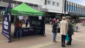 Save the Domestics campaign at Princess Alexandra Hospital takes to the streets