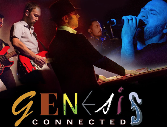 Genesis Connected set to turn it on again at the Harlow Playhouse
