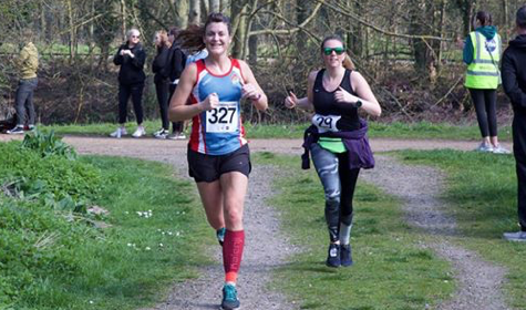 Athletics: Spring sunshine brings out the best in Harlow runners