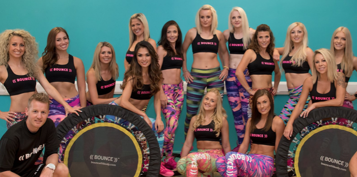 Harlow's Bounce wins Best Brand at International Fitness Showcase
