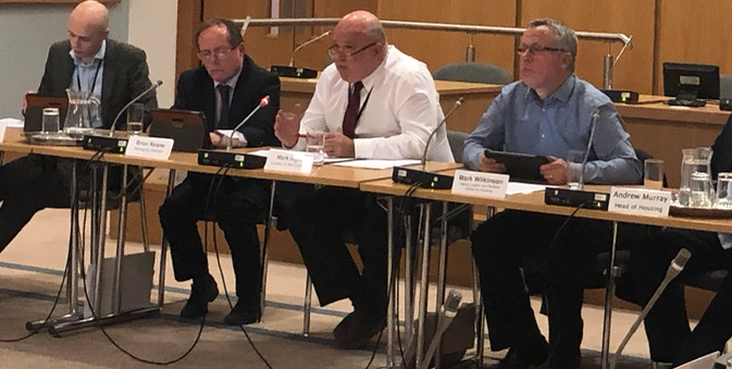 Harlow Council's March Cabinet Meeting