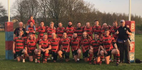 Rugby: Harlow Rams win Division 2 Plate