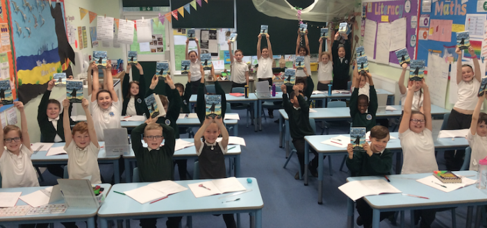 A new way of teaching Cooks Spinney pupils to read is exposing them to rich and varied knowledge.