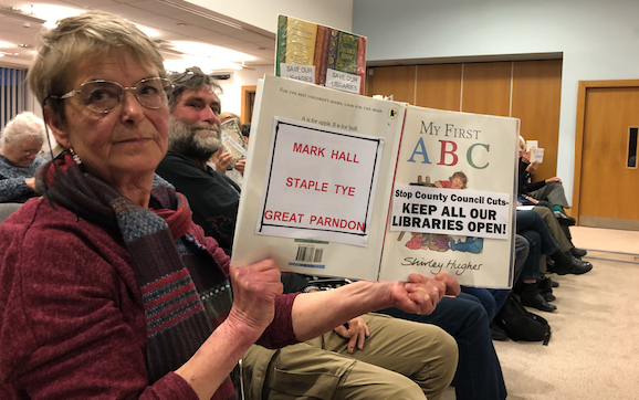 Harlow Labour and Tories exchange bitter war of words over possible library closures