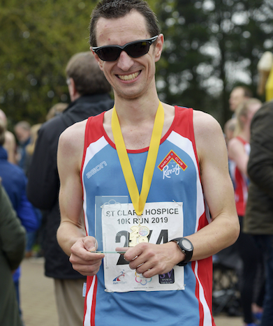 Record numbers at St Clare Hospice 10K