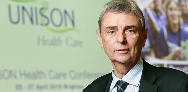 Leader of UK's biggest union backs Harlow's hospital cleaners