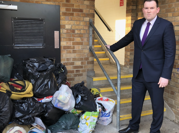 """Leading Harlow Tory asks """"Why are we paying more council tax for overflowing bins"""