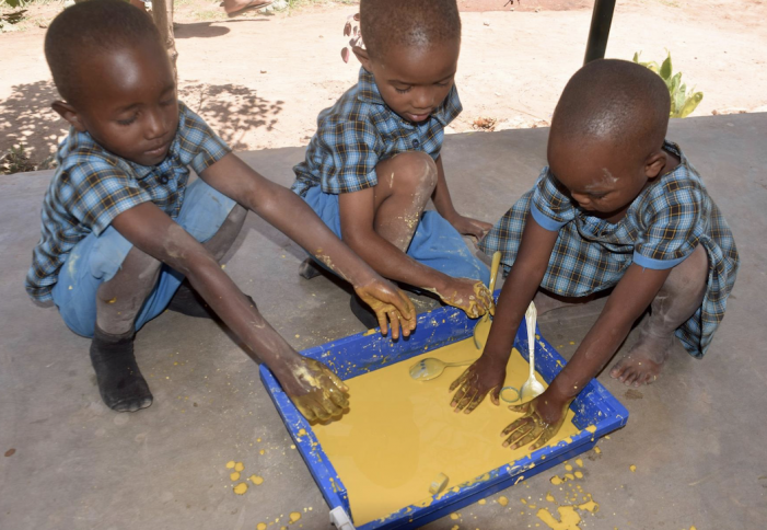 Harlow-based Gratnells supports teaching charity in East Africa