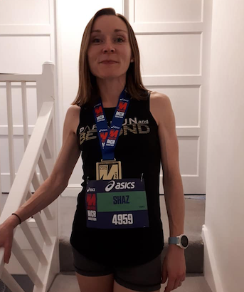 Athletics: Super Sharon smashes personal best with excellent marathon in Manchester