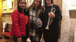 Harlow's young musicians introduced to opportunities in home town