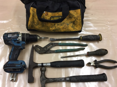 Harlow residents asked if they recognise any of the items?