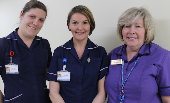 Support available for patients when leaving hospital