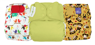 Harlow parents urged to switch to reusable nappies