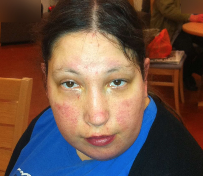 Missing woman last seen in grounds of hospital