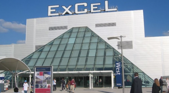 Harlow students inspired by visit to Excel Centre