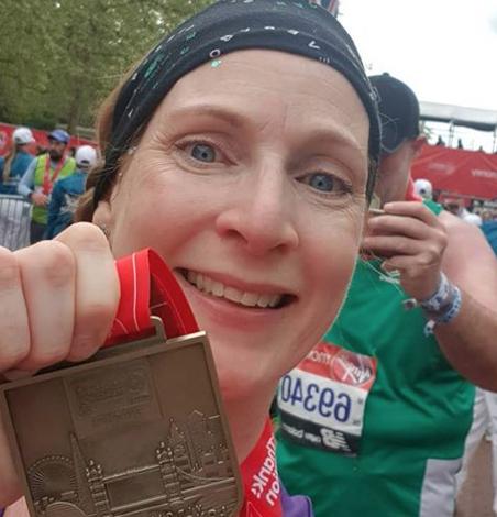 Harlow runners conquer the London Marathon