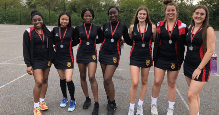 Sport: St Mark's go close in West Essex finals