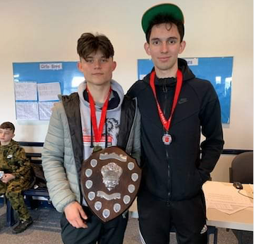 Athletics: Harlow AC's Leo earns silver at Essex multi-events champs