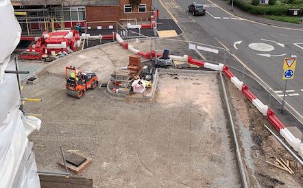 Prentice Place improvements set to be completed in June