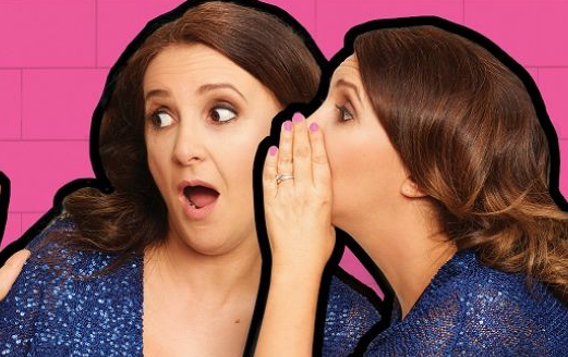 Lucy Porter is at the Harlow Playhouse: Pass It On