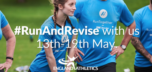 Harlow students urged to run and revise