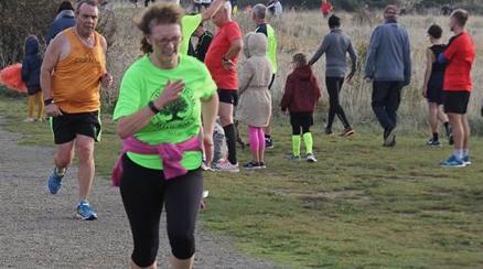 "Athletics: ""The parkrunner's parkrunner"": Theresa runs her 250th parkrun"