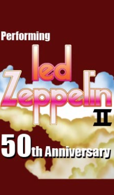 Harlow Playhouse: 50th anniversary of Led Zeppelin 11