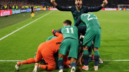 Congratulations to Tottenham as they reach Champions League Final